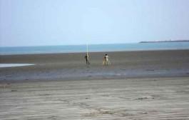 کمترین مقادیر دمای آب دریای عمان مربوط به فصل زمستان است
