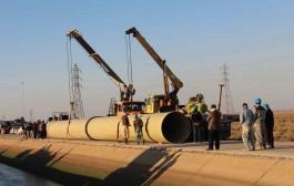 بازسازی کانال انتقال آب به شهرهای جنوب شرق خوزستان