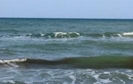 سطح آب دریای خزر ۲۲ سانتیمتر پایین رفت