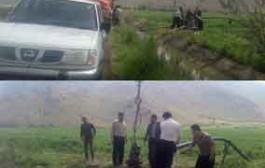 ۱۵۴ دستگاه موتور تلمبه غیرمجاز در شهرستان سنندج توقیف شد