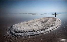 دریاچه ارومیه سال ۹۶ خشک میشود!