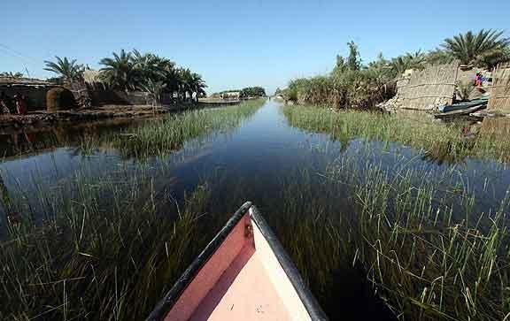 کانال انتقال آب به «تالاب شادگان» در آستانه نهایی شدن