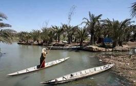 توقف ۹ ماهه ساخت کانال انتقال آب کارون به تالاب شادگان