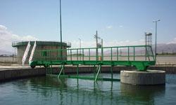 آب تولیدی سامانه تصفیه خانه باباشیخعلی اصفهان یکی از کیفی ترین آبهای شرب خاورمیانه است