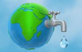 پس از سالیان سال آب شیرین به خانه های مردم شهر فرخی می رسد