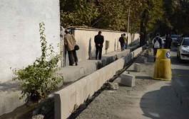 نقاط آبگیر غرب تهران ساماندهی می شود