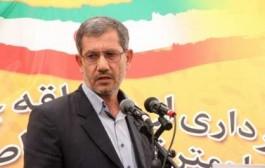 سه طرح آب و فاضلاب در شیراز به بهره برداری می رسد