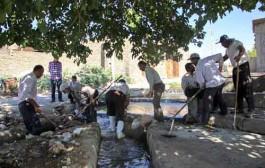 به استفاده مجدد از منابع آب توجه شود