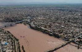 آسیب جدی سیل به سازههای آبی تاریخی دزفول