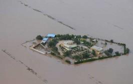 احتمال زیر آب رفتن ۱۳ روستای دیگر شهرستان شوشتر