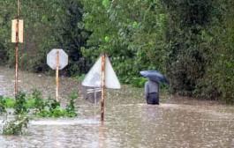وارد شدن خسارتهای فراوان به تأسیسات آب شرب گرگان