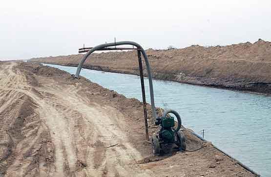انتقال آب رودخانه زهره به بوشهر کشاورزی هندیجان را نابود میکند