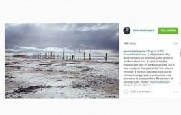 ستاد احیای دریاچه ارومیه از «لئوناردو دی کاپریو» دعوت کرد