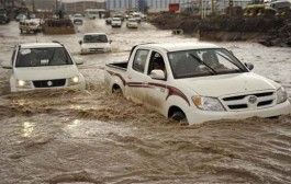 سیل و آبگرفتگی تهران و ۳ استان را گرفتار کرد/ امدادرسانی به ۳۳ نفر تاکنون