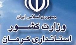 سند امنیت آب استان کرمان تدوین شد