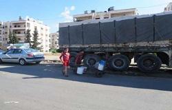بی آبی حلب وارد دهمین روز شد