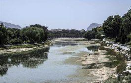 کشت بهاره کشاورزان سبب شد تا زایندهرود دوباره خشک شود