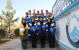 رتبه دوم شرکت آبفا شهری لرستان در پیاده سازی لباس متحدالشکل نیروهای داخلی شرکتهای آب و فاضلاب
