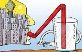 تبعات منفی کمبود آب به خود مردم بازخواهد گشت