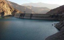 ذخیره آب ۵۵ سد کشور کمتر از ۴۰ درصد 