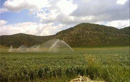 وجود ۱۶۰۰هکتار طرح جدید آبیاری تحتفشار در استان سمنان