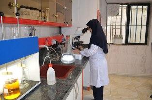 ۲۶ آزمایشگاه آبفا کردستان در بخش آب و فاضلاب فعالیت می کنند