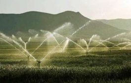 اختصاص۵۰۰ میلیون دلاربرای آبیاری نوین