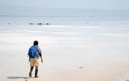 دریاچه نمک در بین ۳۰ سفره آبی کشور بحرانی ترین شرایط را دارد