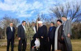 آب و محیطزیست از اولویت های دولت روحانی است
