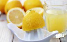 خواص معجزه گونه آب و لیمو ترش!
