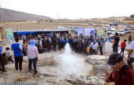 آغاز بهرهبرداری از هفت طرح آبرسانی روستایی در فارس