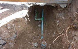 ۹۰۰ فقره انشعاب غیرمجاز آب در فردیس شناسایی شد
