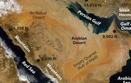 کشورهای حاشیه خلیج فارس با تهدید بحران آب آشامیدنی مواجه اند!