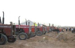 درگیری شدید کشاورزان اصفهانی با پلیس بر سر حقابه