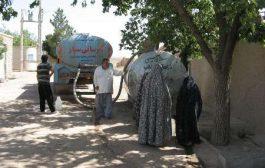 ساکنان ۱۷۰ روستای نایین با مشکل تامین آب شرب مواجه هستند