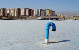 بیش از ۴ هزر انشعاب فاضلاب توسط شرکت آب و فاضلاب شهری استان نصب شده است