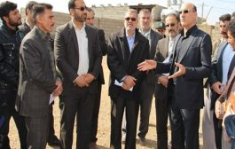 مشکلات آب شرب روستاهای نی ریز دغدغه مسئولین استانی و شهرستانی
