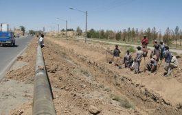 پروژه خط انتقال آب پلدختر به اتمام رسید