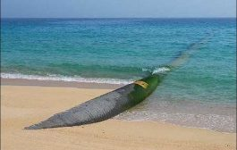 انتقال آب دریای خزر منتفی شد