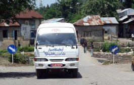 آزمایشگاه سیار برای سنجش سلامت آب شرب روستاهای گیلان