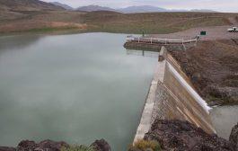 آبگیری ۲۵۰ سازه آبخیزداری در بشاگرد