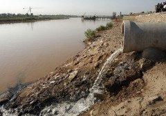 ورود روزانه ۶۰ میلیون لیتر پساب خانگی و صنعتی به خلیج فارس
