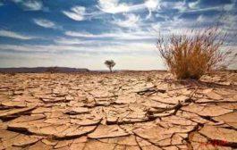 نیمی از ایران روی خط خشکسالی قرار گرفته است