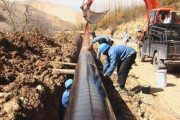 بهره برداری از ۱۹ پروژه آب و فاضلاب خراسان جنوبی در هفته دولت