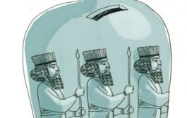 فارس رتبه اول فرونشست زمین در جهان را دارد/ خطردر کمین تخت جمشید