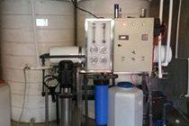 تأمین آب شرب ۱۱ هزار خانوار روستاهای خراسان رضوی با نصب آب شیرینکن