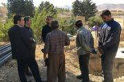 اقدامات جهادی آبفا کردستان برای تأمین آب شرب مردم شهرهای گیلانغرب و سرپل ذهاب کرمانشاه