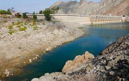 کاهش ۲۲ درصدی حجم ورود آب به سدهای کشور