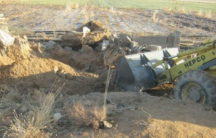 انسداد ۲۱۷ حلقه چاه غیرمجاز در کرمانشاه/ ممنوعیت کشت محصولات پر آببر