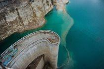 ۹۵ سد کشور کمتر از ۴۰ درصد آب دارند/ کاهش ۱۵ درصدی حجم ذخیره آب در مخازن سدهای کشور